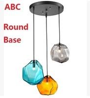 2015 nuovo cristallo moderna in vetro lampade a sospensione paese americano lampade soggiorno sala da pranzo nuovo lampadario moderno bar luminarias