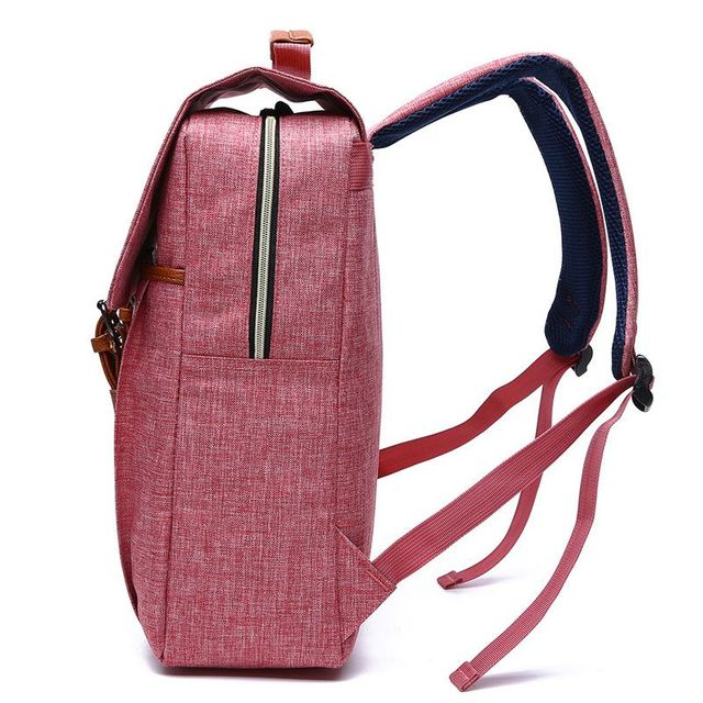2018 Vintage Men Women Canvas Backpacks School Bags for Teenagers Boys Girls Large Capacity Laptop Backpack Fashion Men Backpack 4