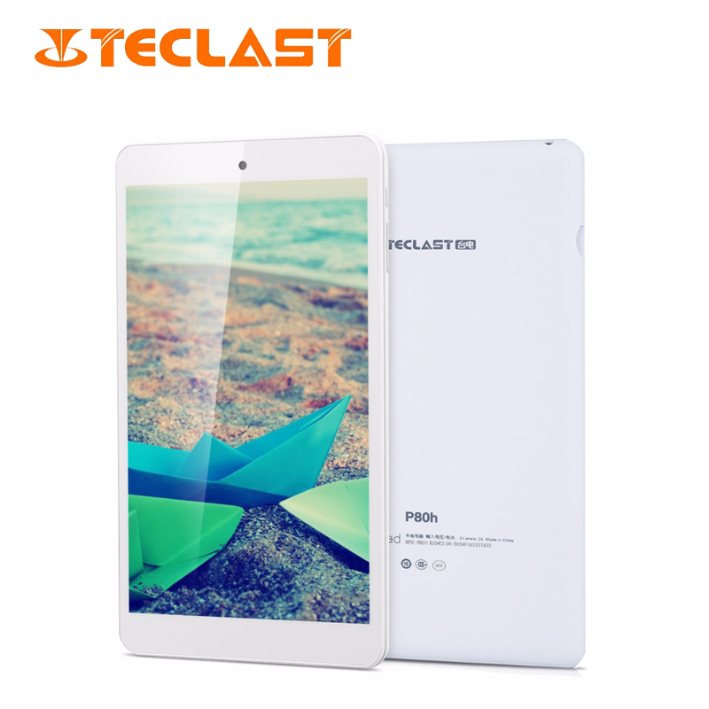 Teclast P80h 8 Inch Tablet PC Android 5 1 MTK8163 Quad Core 1 8G 1280 800