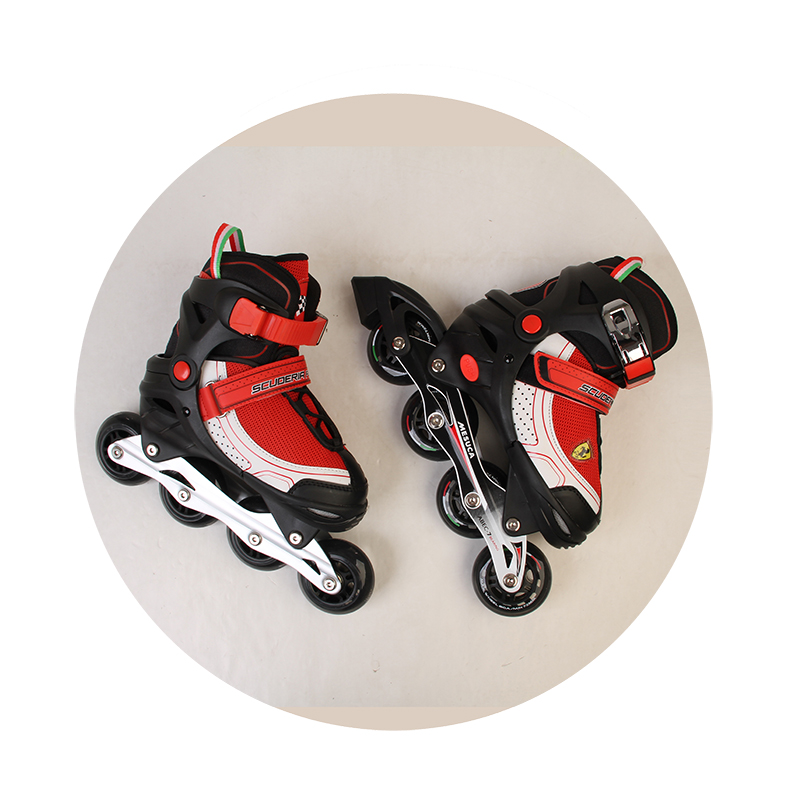 Image 2 - Promotion Size 38 41 kick Scooter Kid Skate COMBO SET Outdoor Family Game Funny Foot roller toy Safe Playing FK11 1 38 41-in Kick Scooters,Foot Scooters from Sports & Entertainment
