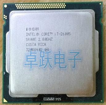 Processor Tested Intel Core i7 2600S 2.8GHz Quad-Core CM8062300835604