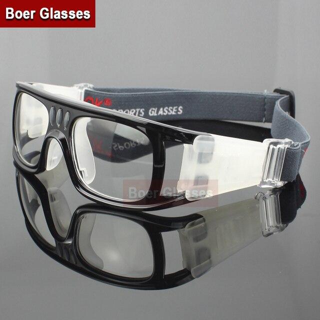 Баскетбол очки баскетбол очки защитить мужской футбол спорт очки очки открытый близорукость кадров RXable