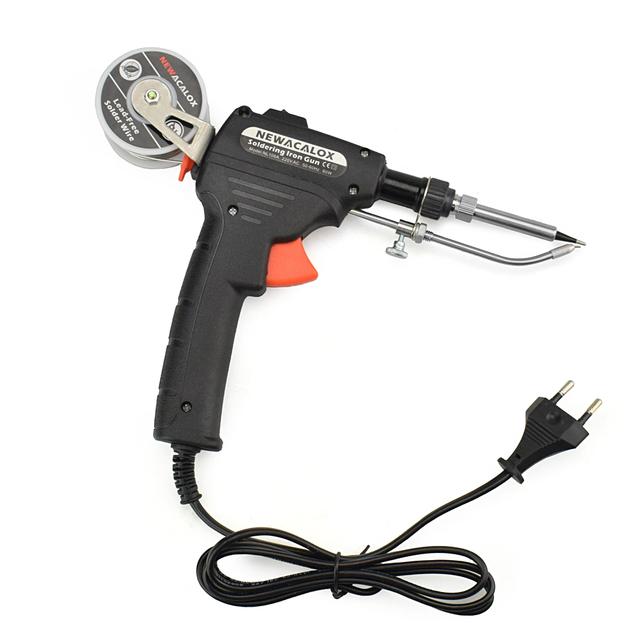 Electric Soldering Iron Gun Automatically Send Tin