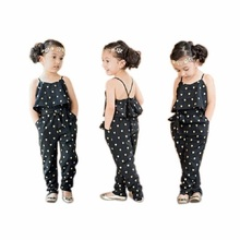 hot deal buy arloneet baby jumpsuits piece pants clothing girl clothes summer cotton blended baby  pants 2 to 7 years girl clothes 03a2706a30