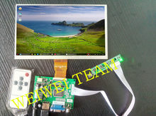 Raspberry Pi 3 LCD display 9 inch AT090TN12 TTL LVDS Controller driver Board HDMI VGA 2AV 50PIN VS-TY2662-V1 For Pcduino Banana(China)