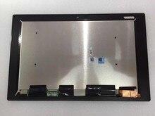 Para Sony Xperia Tablet Z2 SGP521 SGP511 SGP512 SGP541 Completo LCD Panel de Visualización de la Pantalla Táctil Digitalizador Asamblea piezas de Repuesto