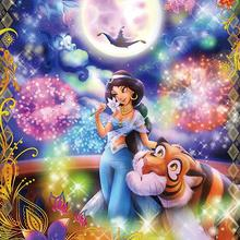 """Full Square/Round Drill 5D DIY Diamond Painting """"Cartoon princess"""" Embroidery Cross Stitch Mosaic Home Decor Gift A01153"""