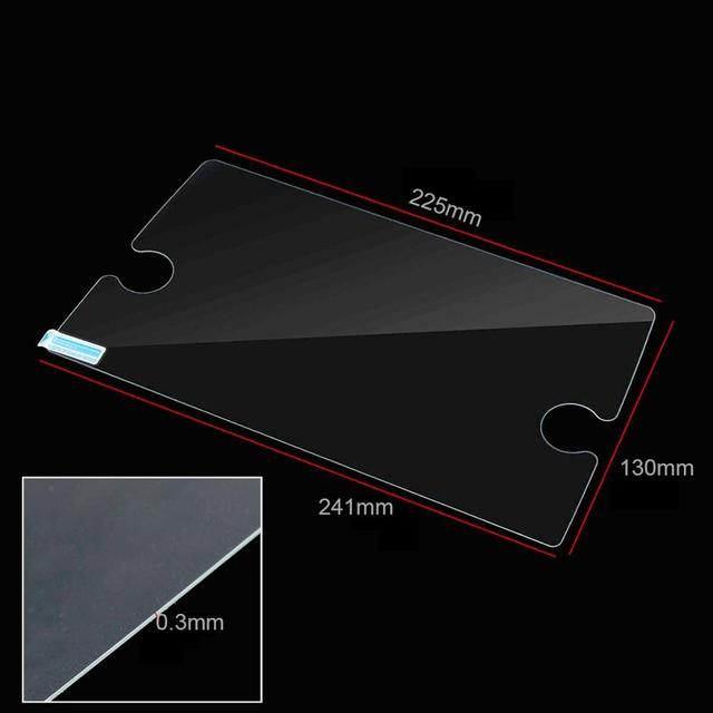 8 Inch for Volkswagen Tiguan Atlas 2018 2019 Tempered Glass Car Navigation Screen Protector LCD Touch Display Film Protector 5