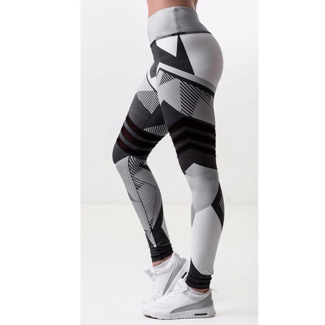Women High Waist Slim Leggings