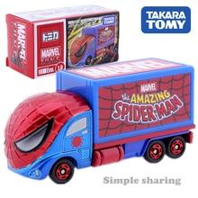 Kids Toys Figure Diecast Car Marvel Takara Tomy Disney Model-Kit Truck Miniature PIXAR