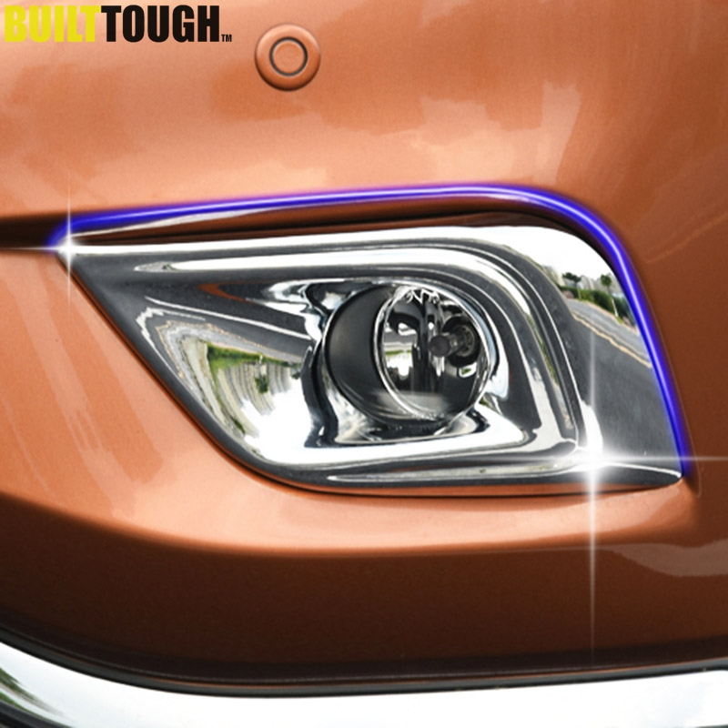 2017 Nissan Murano Exterior: For Nissan Murano 2015 2016 2017 2018 Chrome Front Head