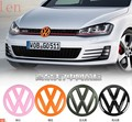 New products case for Golf 7 MK7 GTI car cover Front and Back Grille Emblem Badge Logo Fit car styling