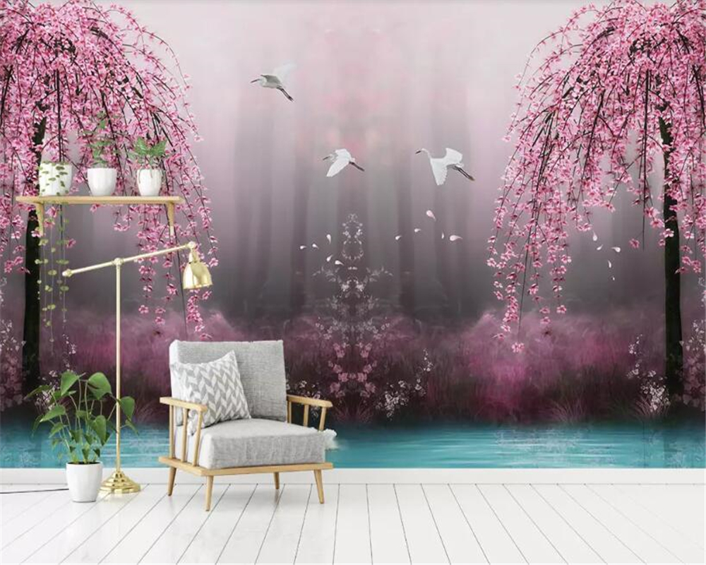 beibehang wall papers home decor mural Stylish and beautiful flower wallpaper porch aisle 3d wallpaper wallpaper background wallbeibehang wall papers home decor mural Stylish and beautiful flower wallpaper porch aisle 3d wallpaper wallpaper background wall