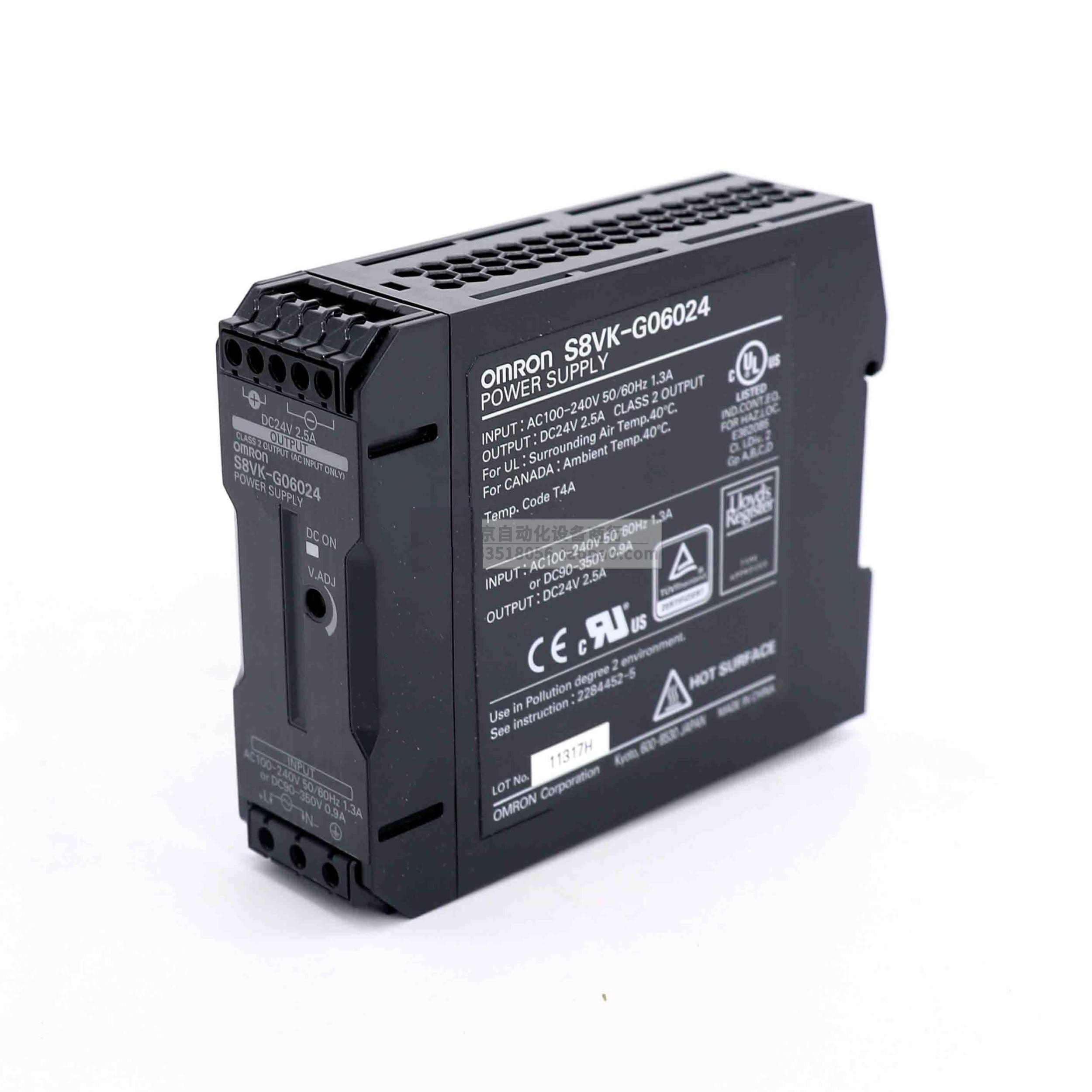 цена на OMRON ( China ) S8VK-G12024 Switching Power Supply DRIVER G06024 G24024 G48024 480W 240W 60W 120W DC24V