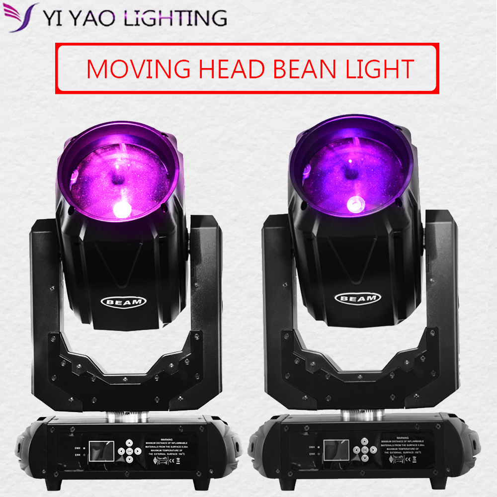 260W 10R Beam Spot Moving Head Lights Disco Nightclub Stage Lights LCD Touch dmx control for professional stage light 2pcs/lot|Stage Lighting Effect| |  - title=
