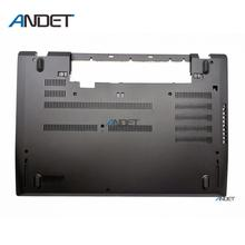 Чехол для lenovo ThinkPad T580 P52S основание для ноутбука Нижняя крышка корпуса 01YU908 460.0CW07.0004 460.0CW07.0003 01YR458
