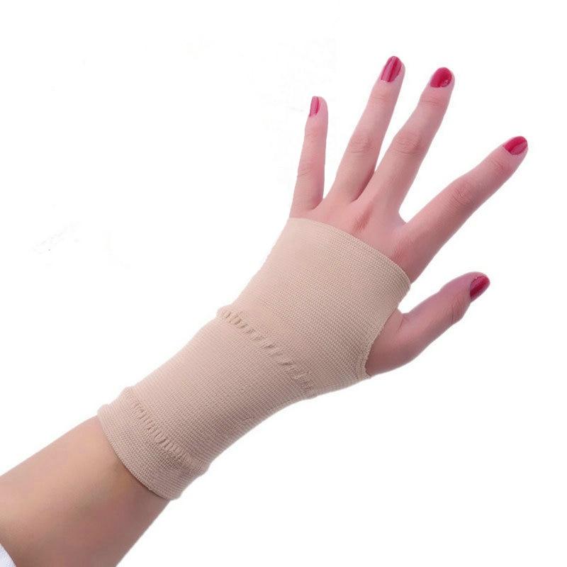 2 Pcs Men Women Elastic breathable Wrist Support Relief ...