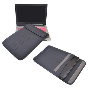 Image 5 - Waterproof Notebook Case Protective Bag for 17.3 17 15.6 15 14 13.3 12 11.6 inch Laptop Sleeve soft cover carrying pouch bags