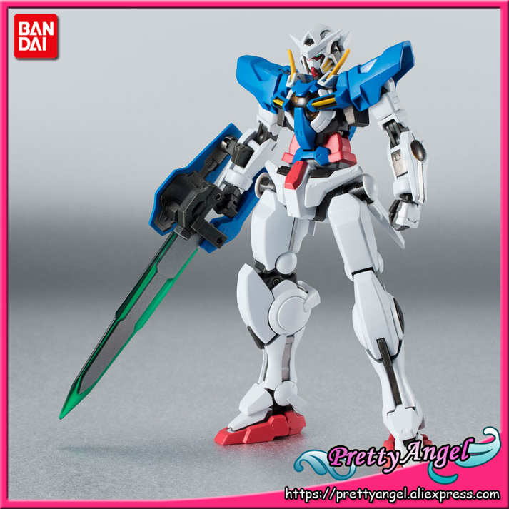 Genuine Bandai Robot Spirits No. 216 Mobile Suit Gundam 00 Gundam Exia Repair II & Repair III Parts Set Action Figure mobile robot motion planning