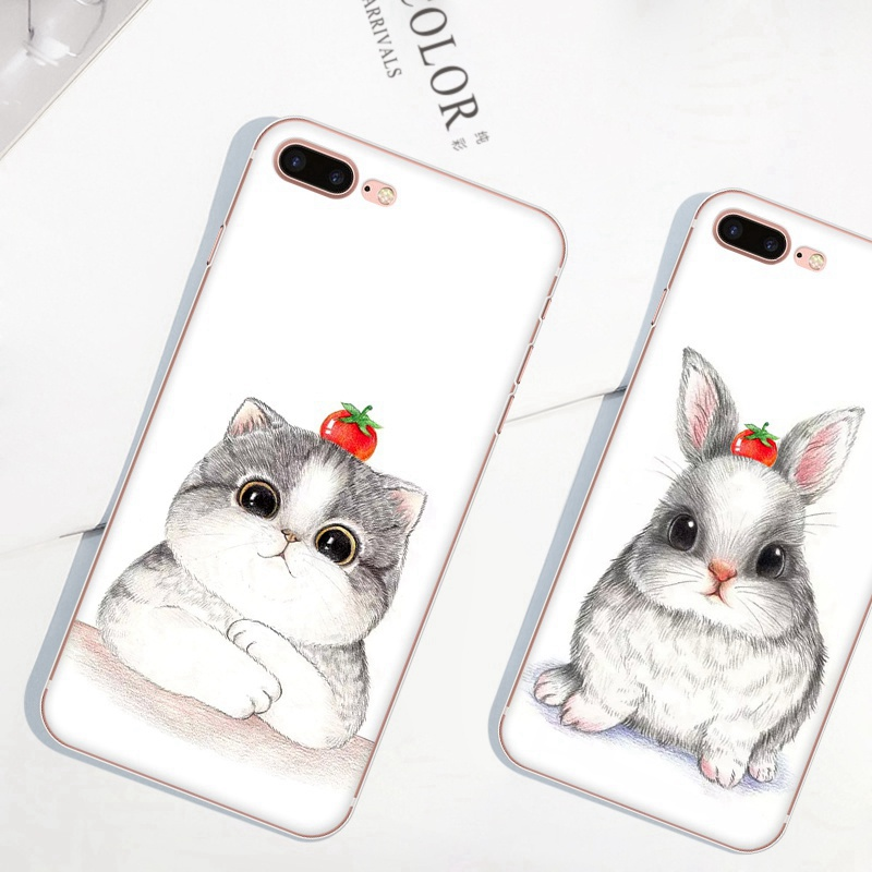 For iphone 7 Plus case,Purecolor Cute painted Hard PC shell cellphone back cover case for iphone7plus /iphone7 plus