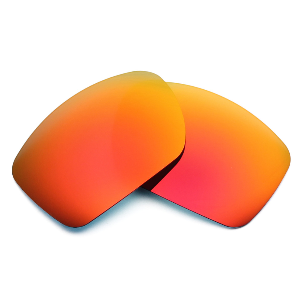a81c5c6ec4 Mryok POLARIZED Replacement Lenses for Oakley Big Taco Sunglasses Fire Red-in  Accessories from Apparel Accessories on Aliexpress.com