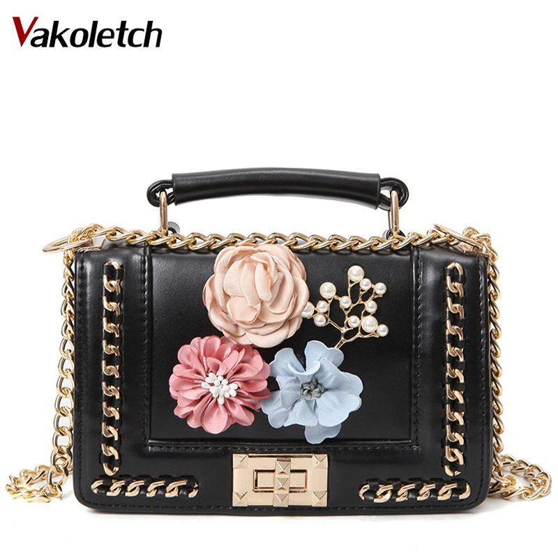 Designer Crossbody bag for women 2018 Mini Bead beach bag handbags women famous brand luxury handbag women bag sac a main KL337 cool walker mini chain bag handbags women famous brand luxury handbag women bag designer crossbody bag for women purse bolsas