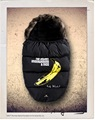 Baby stroller oversized sleeping bags as envelope and winter wrap sleepsacks,Baby products used asbag blanket swaddling bananas