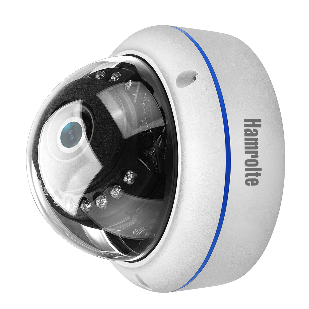 Hamrolte 5MP AHD Camera 1/2.7 SC5239 CMOS 3.6mm lens Vandal-proof Outdoor/Indoor Nightvision Dome AHD Camera CCTV CameraHamrolte 5MP AHD Camera 1/2.7 SC5239 CMOS 3.6mm lens Vandal-proof Outdoor/Indoor Nightvision Dome AHD Camera CCTV Camera
