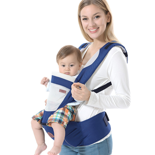 3706ffcb2f0 New 0-30 Months Breathable Baby Carrier Manduca Chicco Backpack Hipseat  Pouch Wrap Baby Kangaroo 6 in one Carrying for children