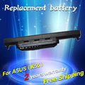 JIGU New 6 cells Laptop battery For asus A45 A55 A75 K45 K55 K75 R400 R500 R700 U57 X45 X55 X75 Series,A32-K55 A41-K55