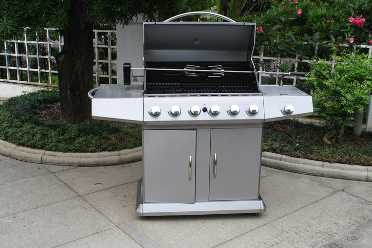 Gasgrill sale simple royal gourmet mirage stainless steel