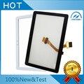 Оригинал Сенсорная Панель для Samsung Galaxy Tab 2 10.1 P5100 P5110 N8000 Сенсорный Экран Панели Планшета С Шлейфом