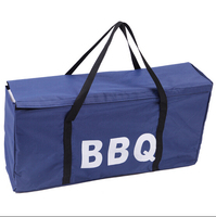Gaia Barbecue Stove Large Storage Bag Outdoor Barbecue Large Tote Bag BBQ Portable