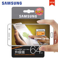 Originale PER SAMSUNG Micro SD Memory Card 128 GB EVO + Plus. 256 GB 64 GB 32 GB 16 GB Class10 TFCard C10 SDHC/SDXC UHS-I4K Per Il Mobile telefono