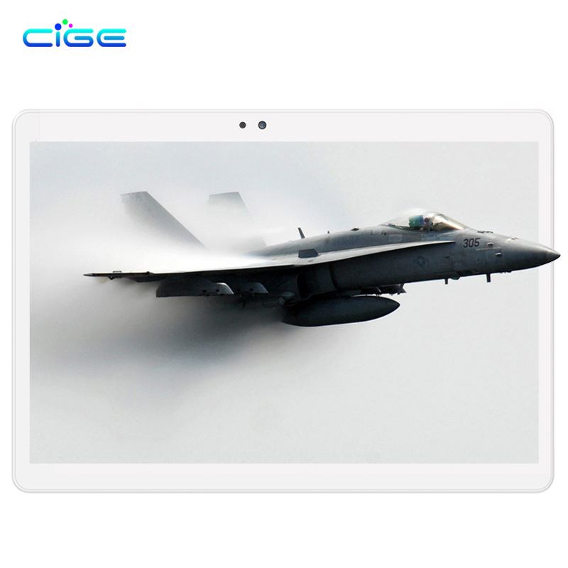CIGE 10 1 inch MTK8752 Octa Core Tablet PC smartphone 1920x1200 HD 4GB RAM 64GB ROM