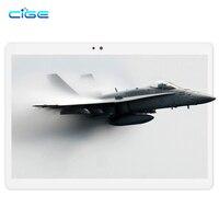 CIGE 10.1 pollice MTK8752 Octa Core Tablet PC smartphone 1920x1200 HD 4 GB RAM 64 GB ROM Wifi 4G WCDMA Mini android 5.1 GPS FM tablet