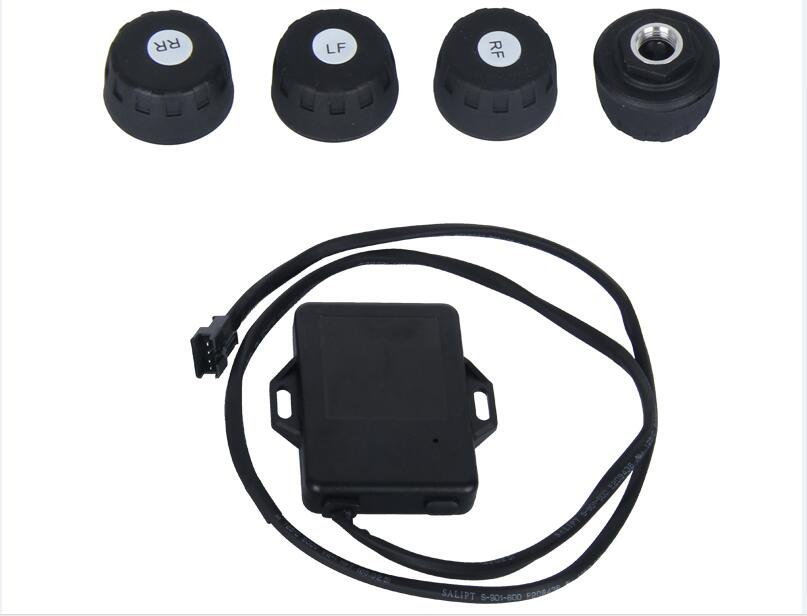 Hotaudio Dasaita TPMS APP système de surveillance de la pression des pneus de voiture outil de Diagnostic barre de soutien et PSI