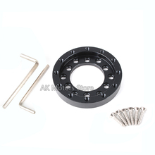 70mm /2.75 steering wheel for Logitech G25 G27 Steering Wheel Adapter Plate Racing car game Modification