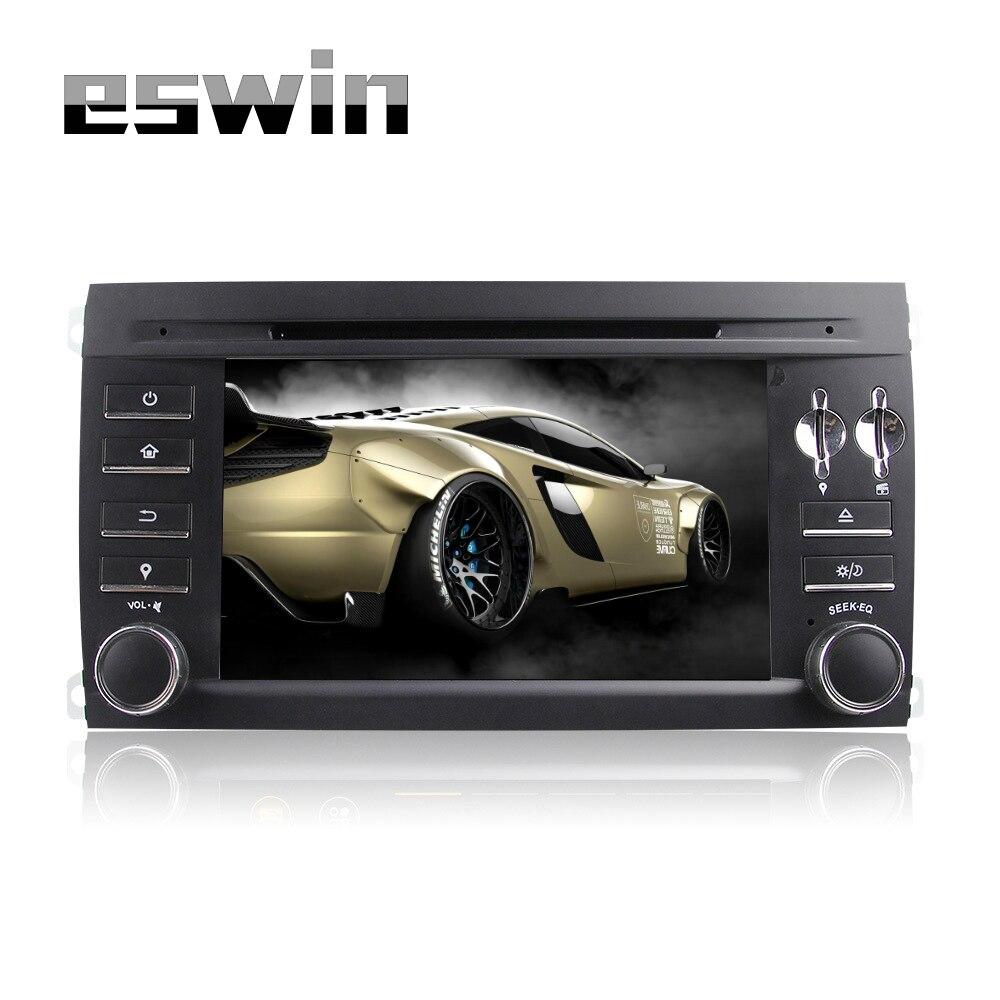 Unidad Principal Multimedia del coche Auto Estéreo Para Prosche Cayenne 2003-201