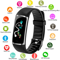 SKMEI Smart Horloge Mannen Vrouwen Bluetooth Hartslagmeter Bloeddruk IP67 Waterdichte Fitness Tracker Sport Smartband Armband