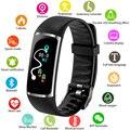 SKMEI Smart Uhr Männer Frauen Bluetooth Heart Rate Monitor Blutdruck IP67 Wasserdichte Fitness Tracker Sport Smartband Armband