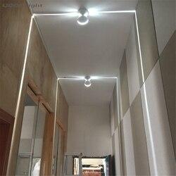 Cree led window 10W lampa LED zewnętrzna na balkon ganek zewnętrzna lampa ścienna led zewnętrzna lampa LED parapet okienny rama drzwiowa linia ścienna w Zewnętrzne kinkiety LED od Lampy i oświetlenie na