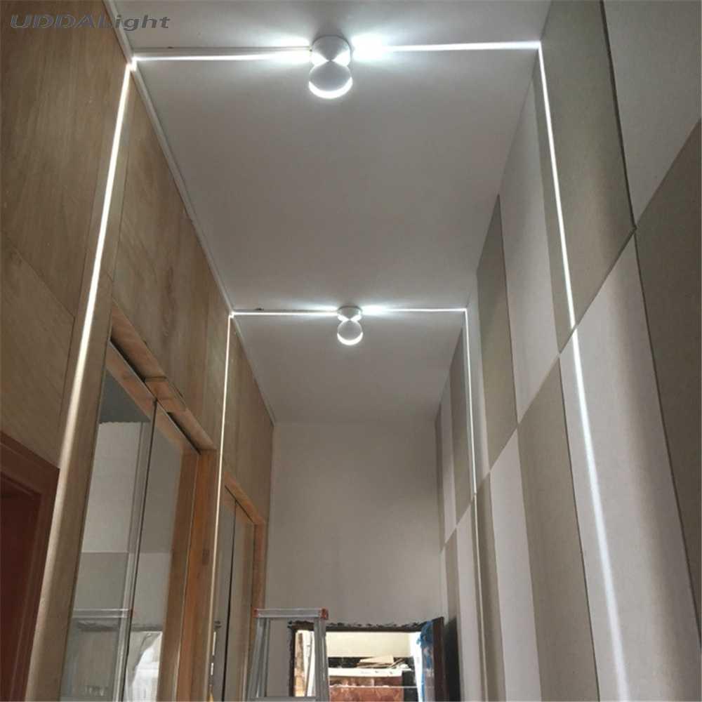 Đèn LED CREE Cửa Sổ 10W Đèn Led Ngoài Trời Cho Ban Công Hiên Nhà Tường Ngoài Trời Đèn LED LED Ngoài Trời Bệ Cửa Sổ Đèn khung Cửa Dòng Treo Tường