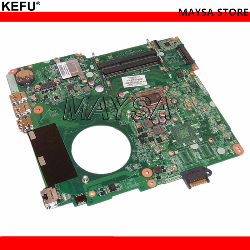 Original 737140-001 737140-501 Motherboard Fit For HP Pavilion 15-n series notebook pc main board, 100% working Original 737140-001 737140-501 Motherboard Fit For HP Pavilion 15-n series notebook pc main board, 100% working