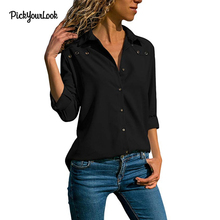 Buy Eyelet Blouse And Get Free Shipping On Aliexpress Com