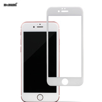 New Memumi Ultra Thin 3D Full Screen Curved Surface Tempered Glass Film Screen Protector For Apple