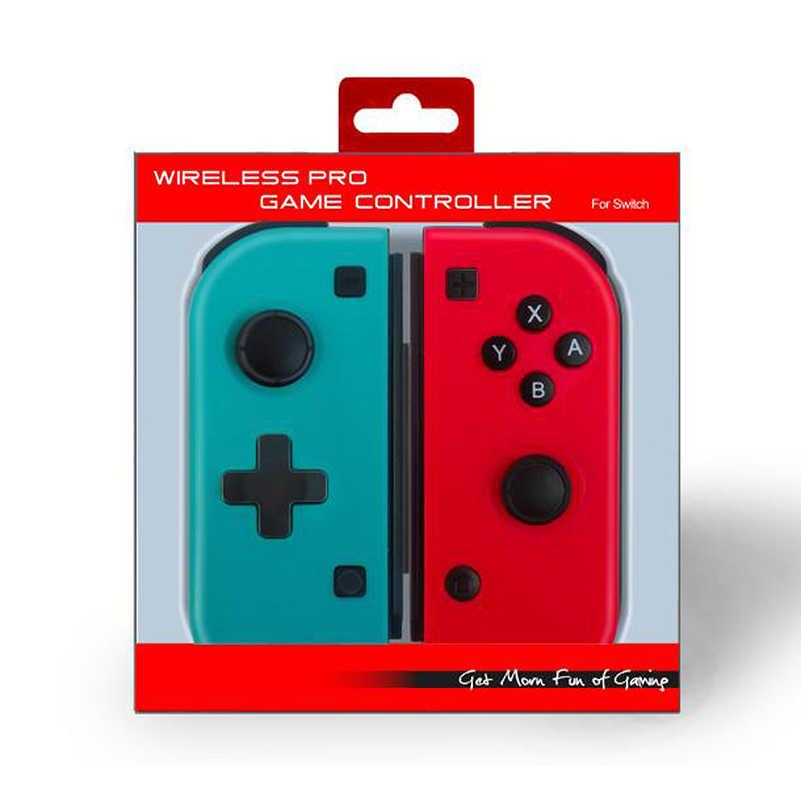 Беспроводной игровой контроллер Pro с диапазоном для nintendo Switch Консольные игры Joypad Bluetooth геймпад для джойстика контроллера