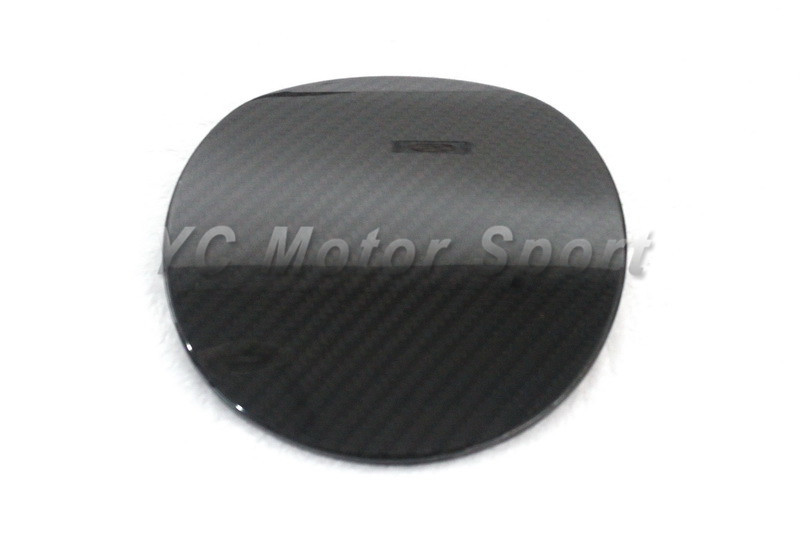 Car Accessories Dry Carbon Fiber Fuel Cap Cover Fit For 2006-2010 Civic Fuel Cap Cover Car-stying