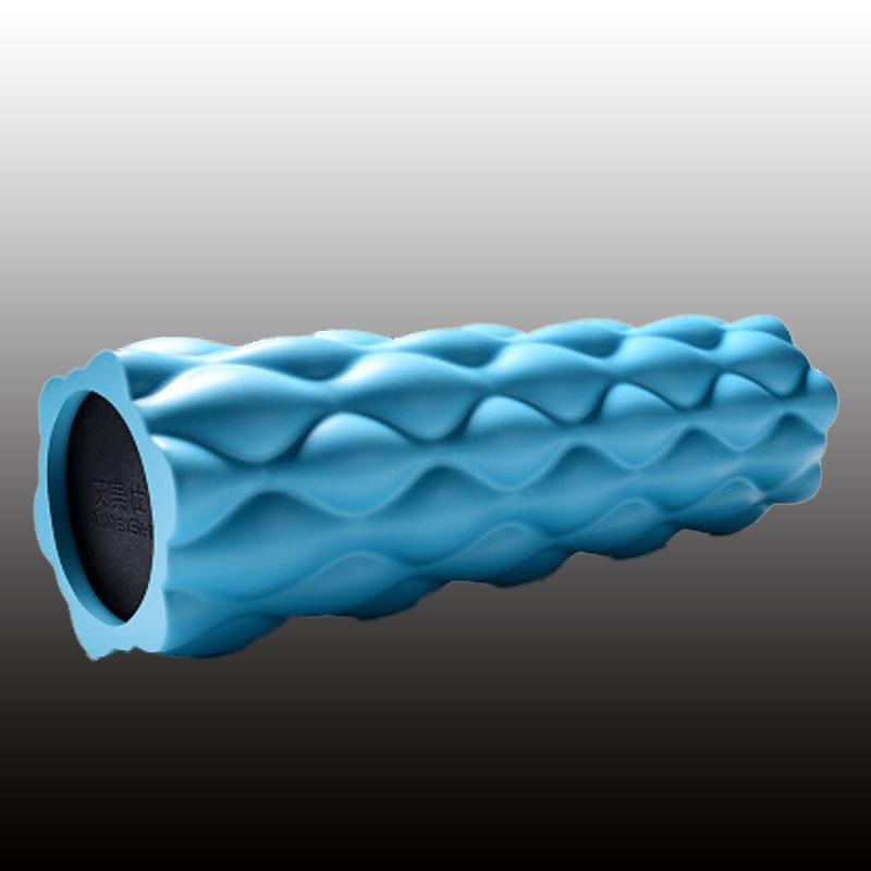45*13 cm Physio EVA mousse Yoga Pilates rouleau pour Fitness Gym dos exercice Massage à domicile entraînement étirement muscle levier livraison directe