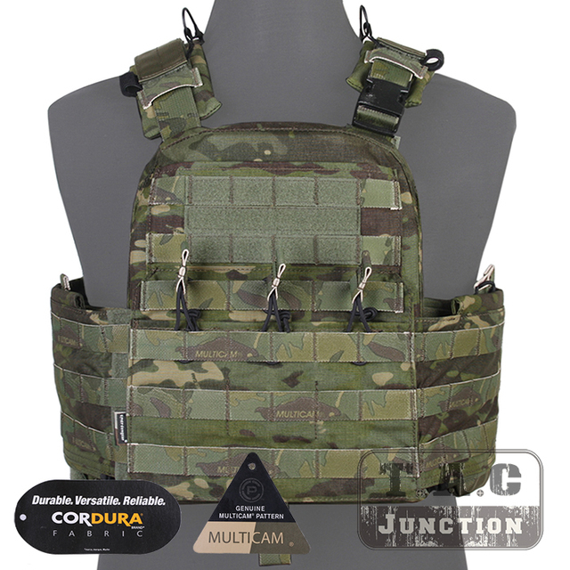 Emerson CAGE Plate Carrier CPC Vest EmersonGear Tactical MOLLE ...